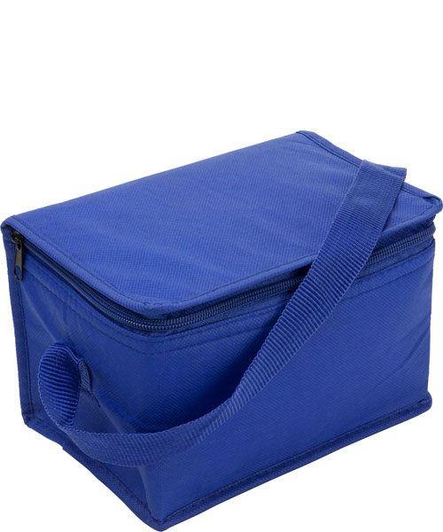Borsa termica per lattine in TNT Arnoux blu royal