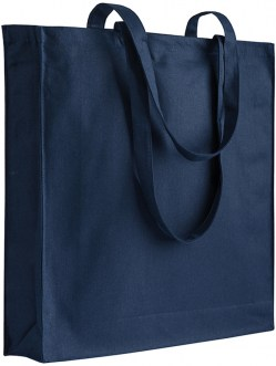 Shopper Spring blu scuro