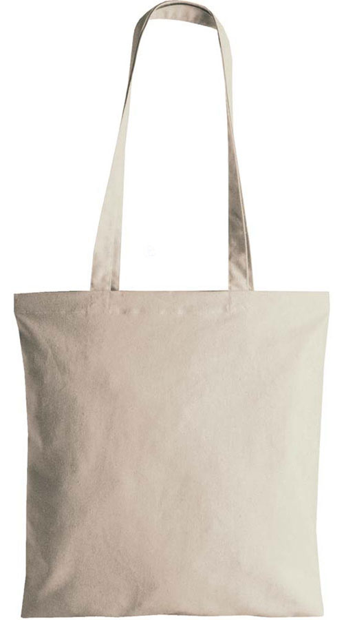 Shopper in cotone Petrarca Natural