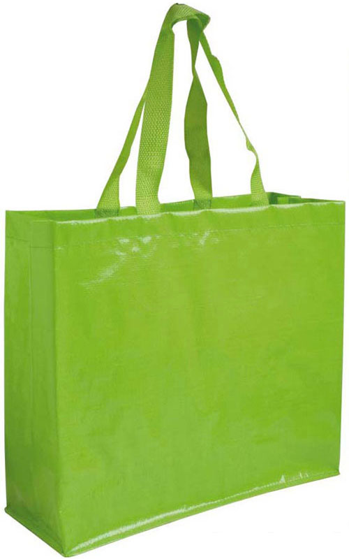 Shopper in polipropilene Win Verde Mela